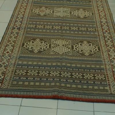 Woven Kilim Carpets, Hanbel carpets of Morocco