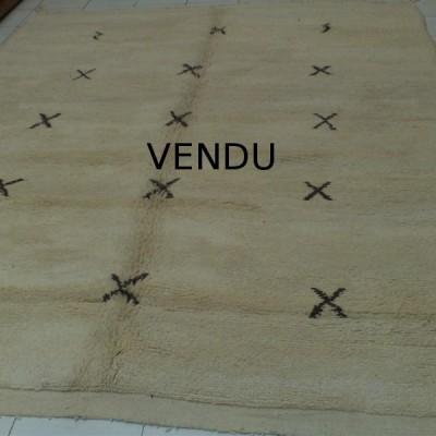 Berber rug Beni Ouarain