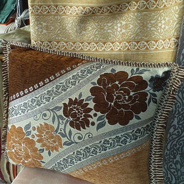 Housse de coussin marocaine pour un salon marocain - Housse de coussin style campagne ...