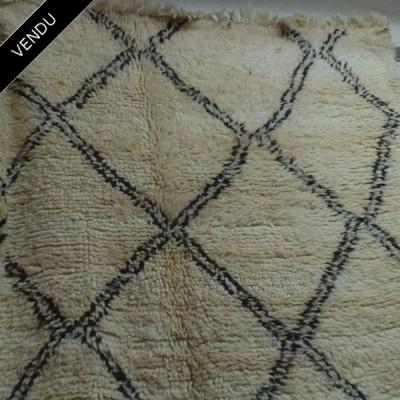 Morocco Carpet Beni Ouarain