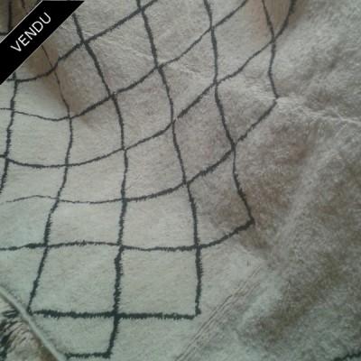 Berber Carpet Beni Ouarain