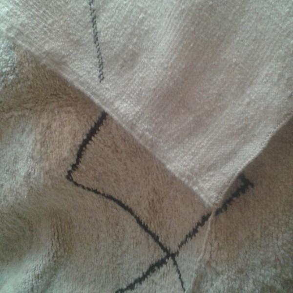berber carpet beni ouarain famous carpets of morocco. Black Bedroom Furniture Sets. Home Design Ideas