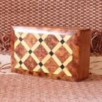 Thuya Wood Box Essaouira