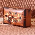 Marquetry Wood Box Essaouira