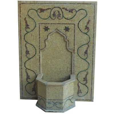 Stone tiles Fountain
