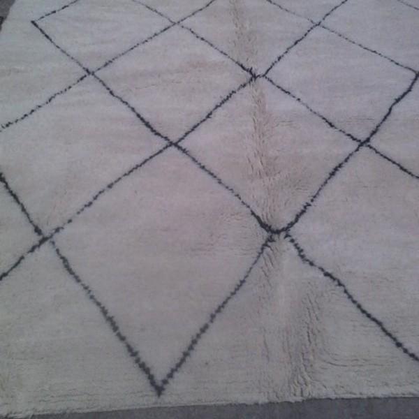 Beni Ouarain Moroccan Carpet