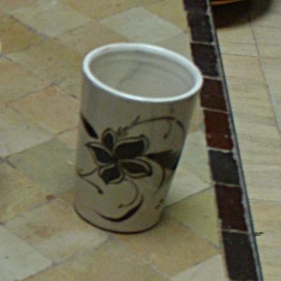 Verre à Thé marocain en céramique