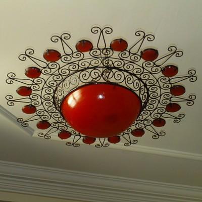 Moroccan Lighting Lamp