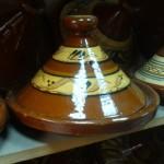 Plat à tajine marocain