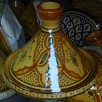 Decorative Moroccan Tagine
