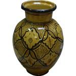 Moroccan Ceramic Vase
