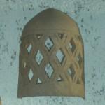 Terracotta Sconce