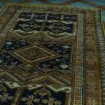 Moroccan carpet Taznakht