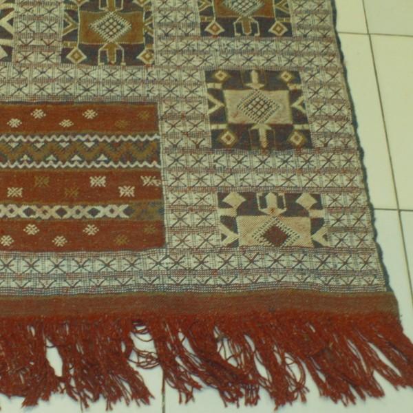 tapis kilim khemisset hanbel marocain. Black Bedroom Furniture Sets. Home Design Ideas