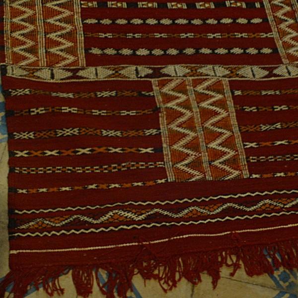 tapis kilim design tapis hanbel marocain zemmour. Black Bedroom Furniture Sets. Home Design Ideas