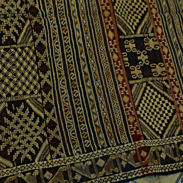 Tapis Kilim D Interieur Tapis Hanbel Marocain Khemisset