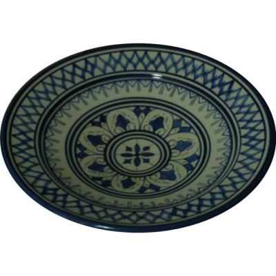 Hand built ceramic Platter