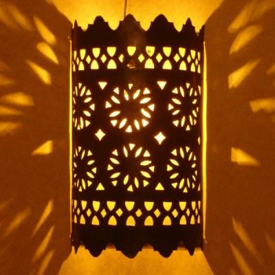 Applique murale noire pour une ambiance int rieure marocaine for Applique murale interieure