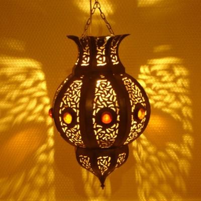 Suspension luminaire marocain