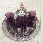 Service à thé Marocain
