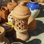 Lamp Terracotta