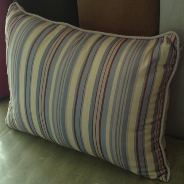 housse de coussin marocaine rayures de style classique. Black Bedroom Furniture Sets. Home Design Ideas
