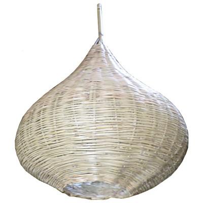 Luminaire marocain en osier