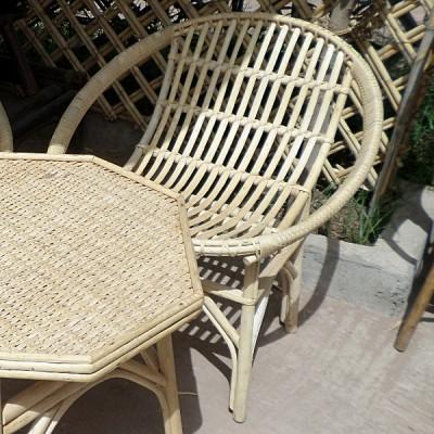 fauteuil de jardin en rotin artisanat marocain marrakesh. Black Bedroom Furniture Sets. Home Design Ideas