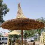Moroccan Garden Parasol