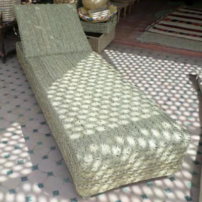 Moroccan Garden Deckchair