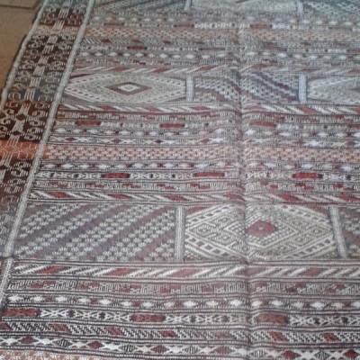 Tapis Kilim Hanbel Du Maroc Tapis Berbere