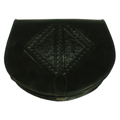 Morocco Leather Handbag