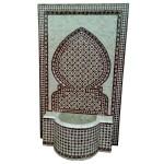 Fontaine murale marocaine