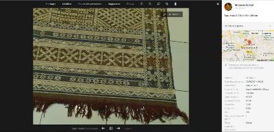 Kilim / Hanbel Rugs of Morocco