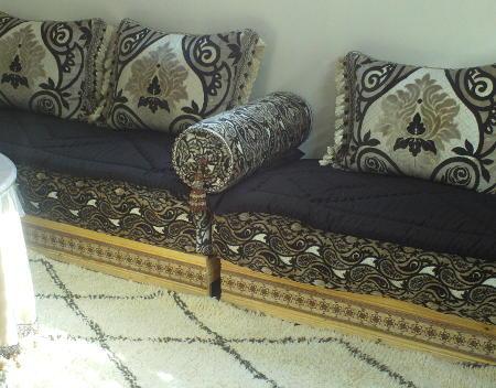 Salon marocain beldi