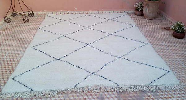 Nouvelle boutique de tapis marocains