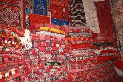Tapis anciens berbères, Maroc