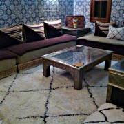 Tapis salon marocain beldi