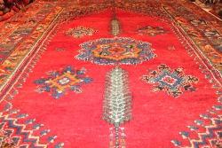 Tapis Royal ancien, Rabat, Maroc