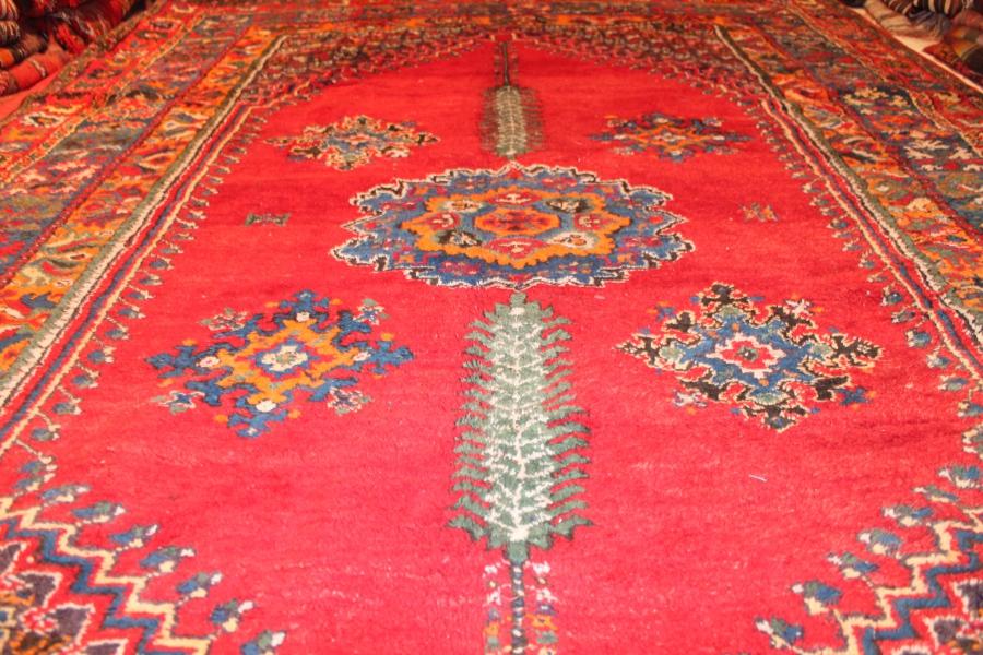 Tapis Marocains Beni Ouarain Tapis En Laine Du Maroc Artisanat Du Sud