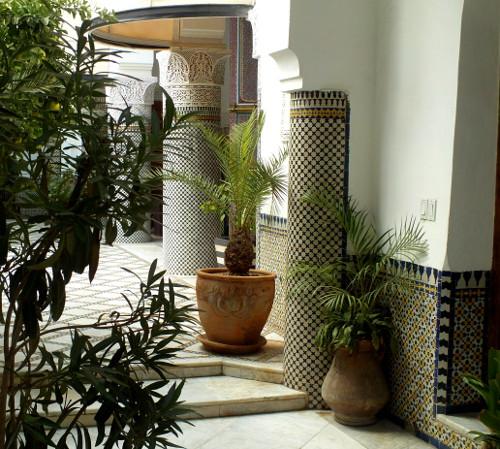 Zellij, Marrakesh, Morocco