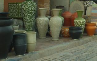Poteries du Maroc