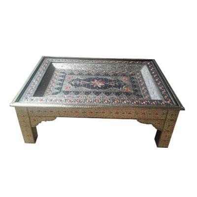 Table basse de salon marocaine