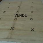 Antique Berber Carpet BOUJAD