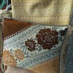 Housse de coussins marocains