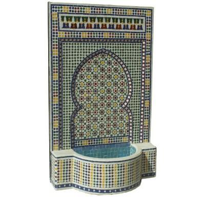 Zellige Fountain