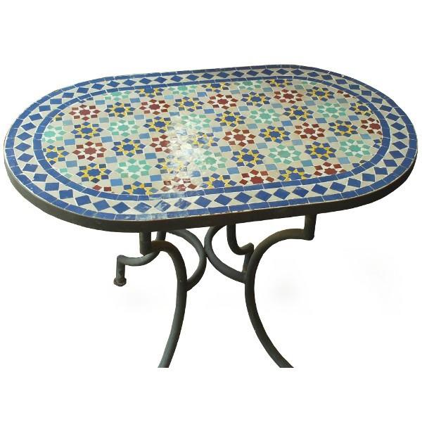Table En Zellige