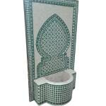 Mosaic Wall Fountain