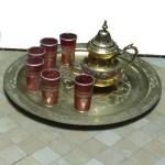 Moroccan Tea Set