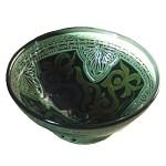 Ceramic bowl of Morocco